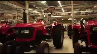 Mahindra Tractor Manufacturing Process