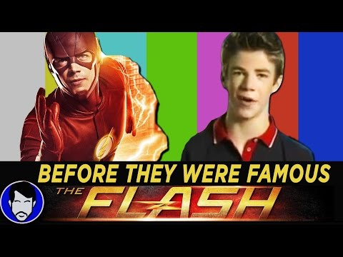 The Flash: Before They Were Famous!