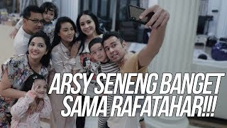 SUPER KOCAK!! ARSY SENENG BANGET SAMA RAFATHAR!!! RAFATHAR GANTENG (BANGETTT!!!) MP3