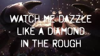 Moana: Tamatoa Shiny Lyrics