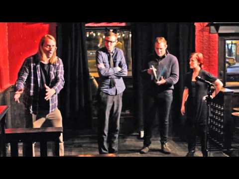 The Investors Of Dr. Moreau LIVE @ Empress Comedy Night