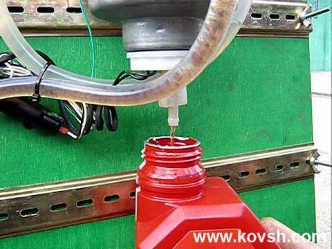 как слить воду с топливного фильтра киа соренто 2014