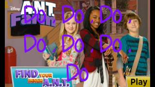 China Anne Mcclaine - Exceptional lyrics (A.N.T. Farm Theme Song) - Full Song