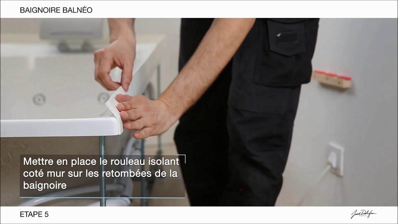 Installation Jacob Delafon Les Systèmes Balnéo Youtube