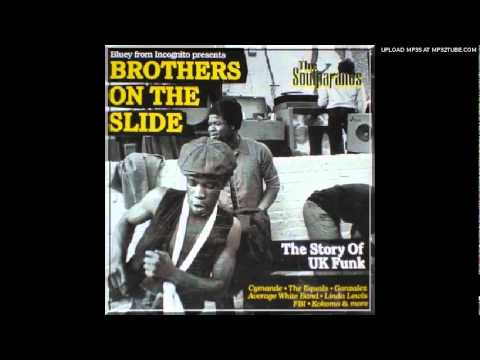 Brothers on the slide  Cymande