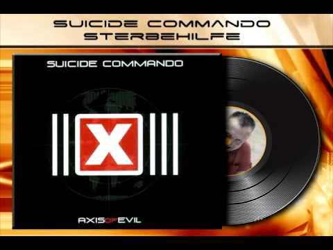 Suicide Commando - Sterbehilfe [HQ Audio]