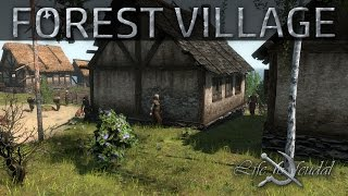 Forest Village [01] [Willkommen im Mittelalter] [LiF] [Tutorial] [Life is Feudal] [ Deutsch German] thumbnail