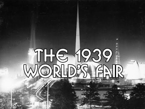 History Brief: 1939 World's Fair