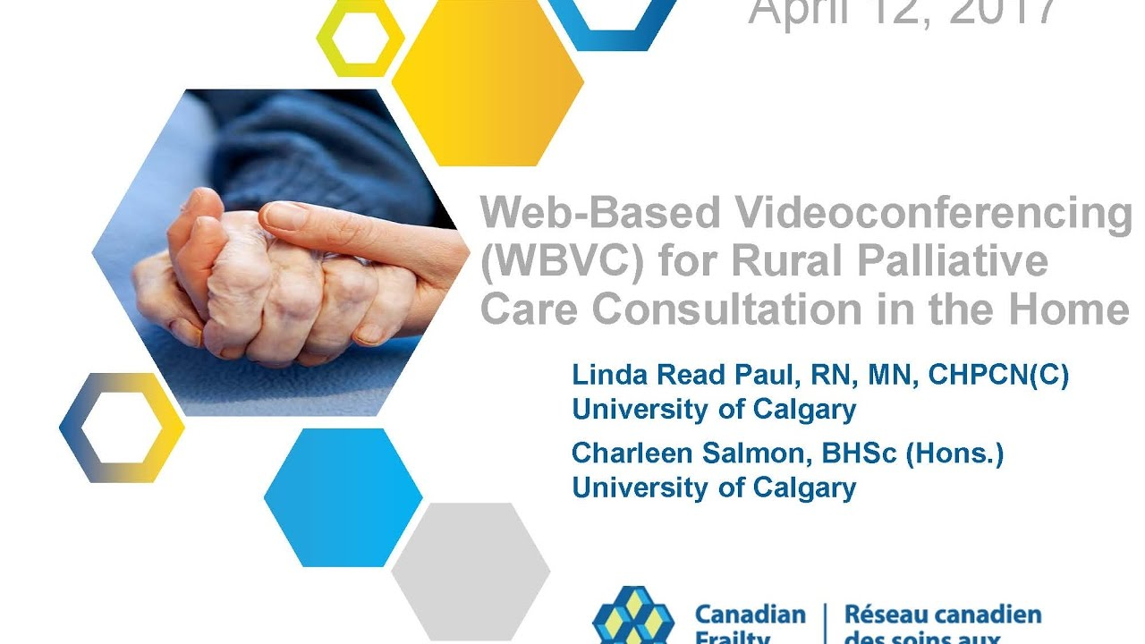 2017 04 12 Web Based Videoconferencing (WBVC) for Rural Palliative ...