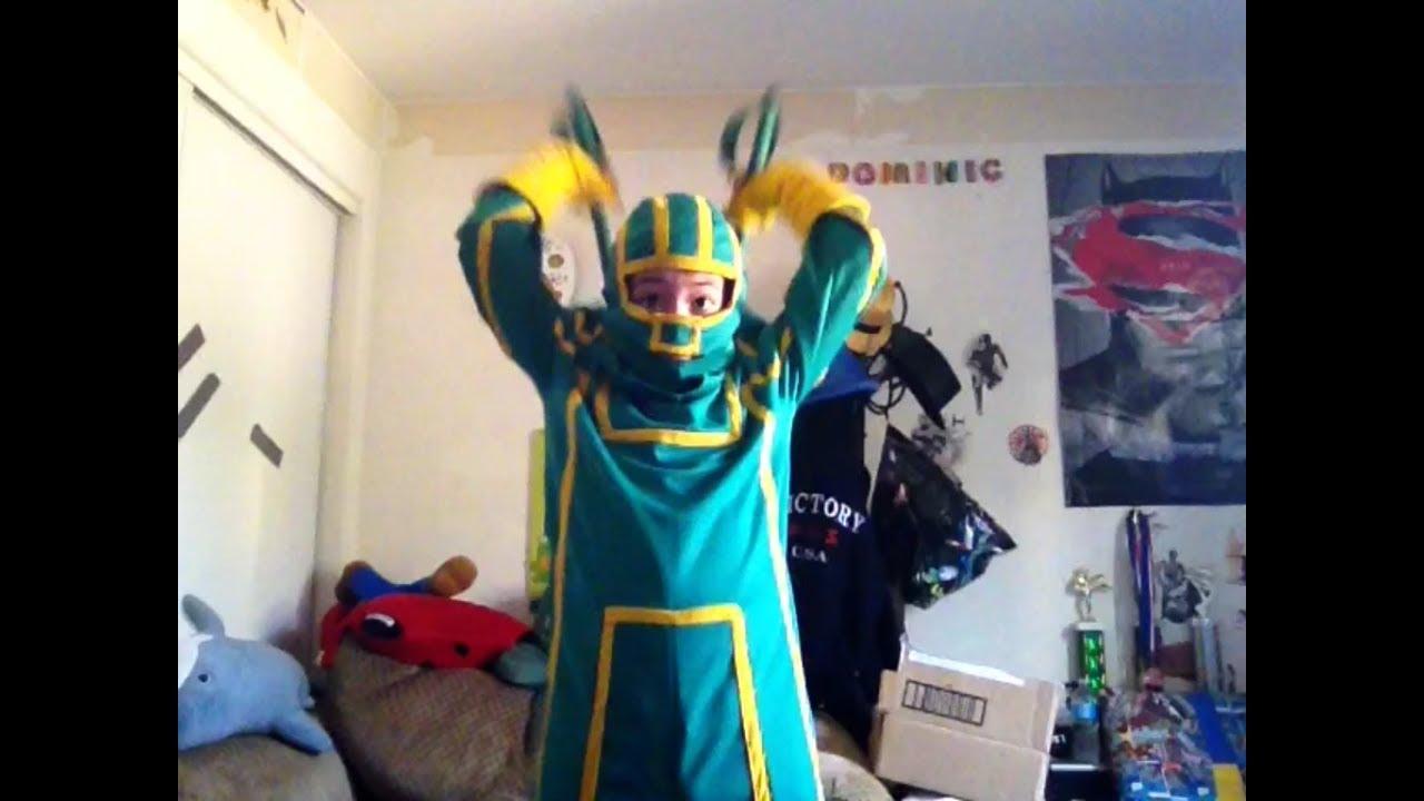 Kick Ass Costume Review