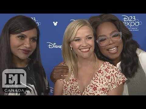 Thumbnail: Disney D23: 'Star Wars', 'A Wrinkle In Time', 'Aladdin' News