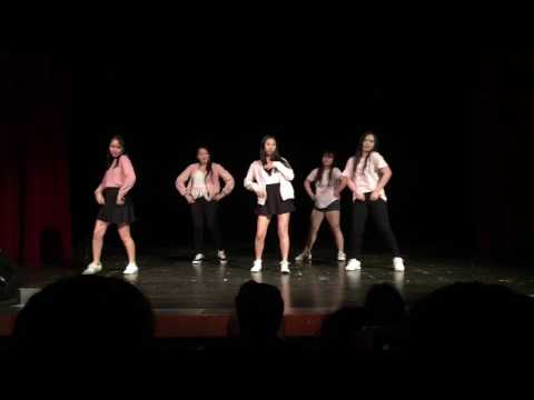 Rookie by Red Velvet - Dance Cover by GgA at Piner High School's Talent Show