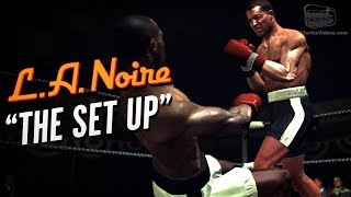 LA Noire Remaster - Case #18 - The Set Up (5 Stars)