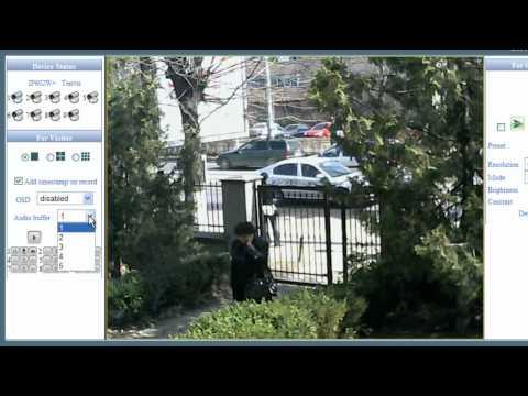 Camera IP TENVIS