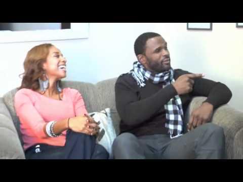 Tamyra Gray and Darius McCrary interviewed by Herbert Dennard 1