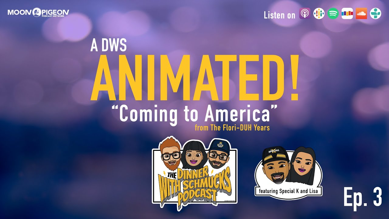 "DWS Animated! Episode 3 ""Coming to America"""