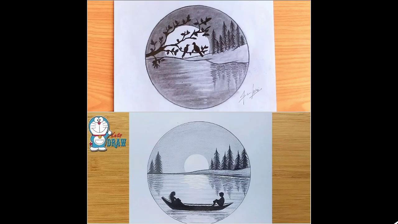 Farjana drawing academy Vs Sameen drawing academy art ...
