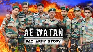 Aa watan aabad rahe tu ( Raazi ) Arjit Singh | 2020 Sad Story Song | Aasif Gaur | Smart tv