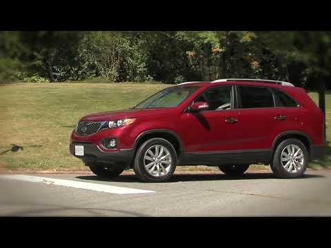 2011 Kia Sorento Review