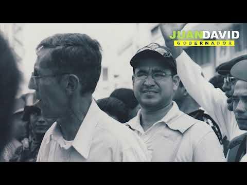 Juan David Diaz Gobernador De Sucre 2020 - 2023