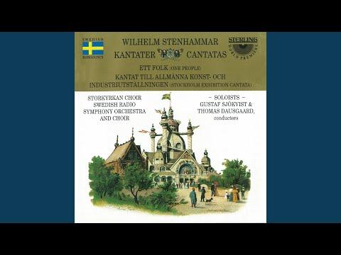 Stockholm Exhibition Cantata: Andante tranquillo