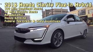 How Much Fun Is Honda's New Clarity Plug In Hybrid?