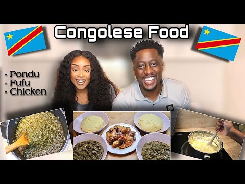 CONGOLESE FOOD 🇨🇩