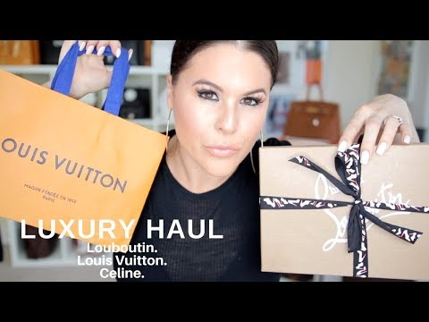 COLLECTIVE LUXURY HAUL✨ | Jerusha Couture