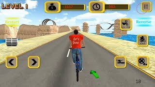 Bicycle Bmx Stunt Tricks Master Pro Android Gameplay