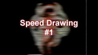 Schattenkind - Speed Drawing #1