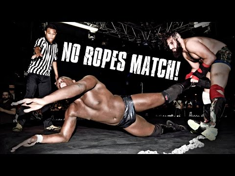 [NO ROPES MATCH] Ken Broadway vs Anthony Gangone - House of Glory Wrestling