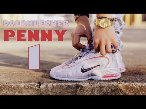 Nike Air Max Penny DB (DOERNBECHER) Review