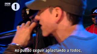 Bad meets Evil - Welcome 2 hell (Subtitulada al español)