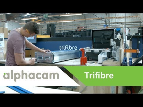 Leading case manufacturer drives three CNC machines for metal, wood and plastic cases | Alphacam