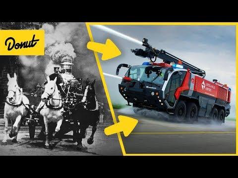 How FIRE TRUCKS became Awesome | WheelHouse