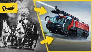How FIRE TRUCKS became Awesome | WheelHouse