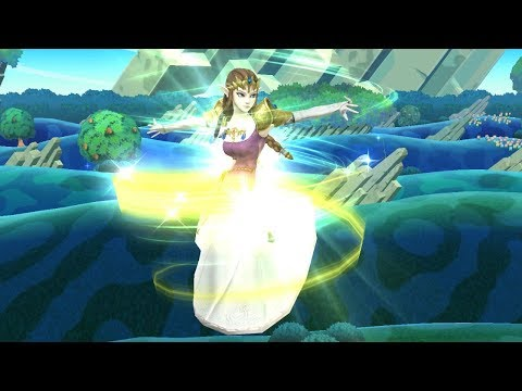 Top 10 Farore's Wind - Super Smash Bros for Wii U
