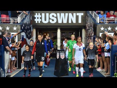 WNT vs. Costa Rica: Highlights - July 22, 2016