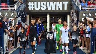 WNT vs. Costa Rica: Highlights - July 22, 2016