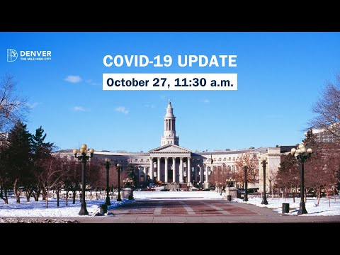 Covid 19 Response Update October 12 2020 Youtube