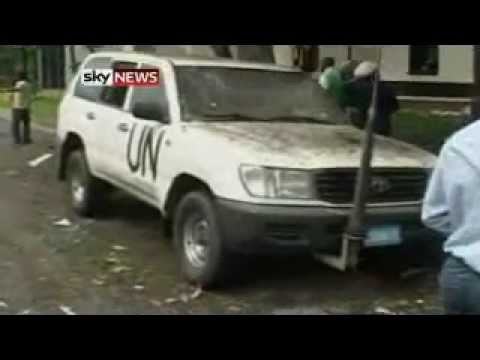 Deadly Car Bomb Hits United Nations HQ In Nigeria