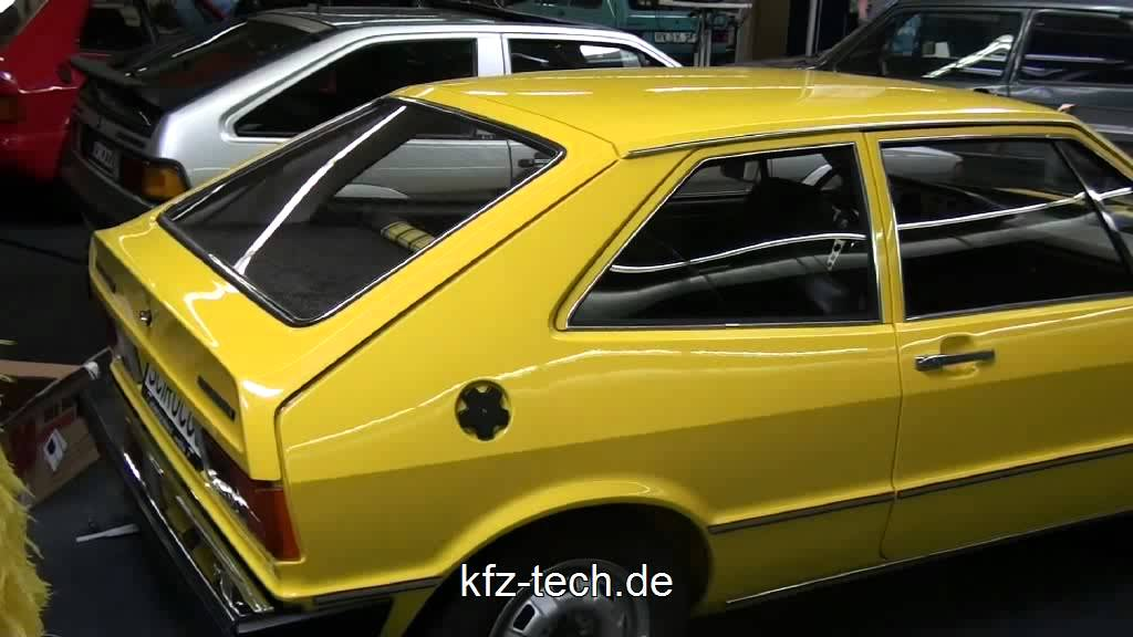 VW Scirocco R >> VW Scirocco 1974.flv - YouTube