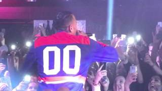 Chris Brown - Loyal / Show me performance Club red Leeuwarden, Netherlands 3.4.2016