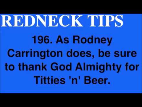 Rodney Carrington - Titties 'n' Beer