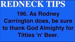 Rodney Carrington - Titties