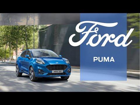 Новий Ford Puma   Ford Україна
