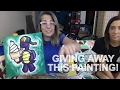 PAINTING PARTY! 3rd Livestream Tuesday!