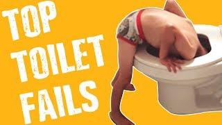 Toilet And Bathroom Fails