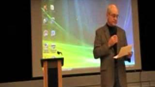 Dr Weida Economist, Fracking and Factory Farms,PBCCG CAFO Conference 2010 pt 1