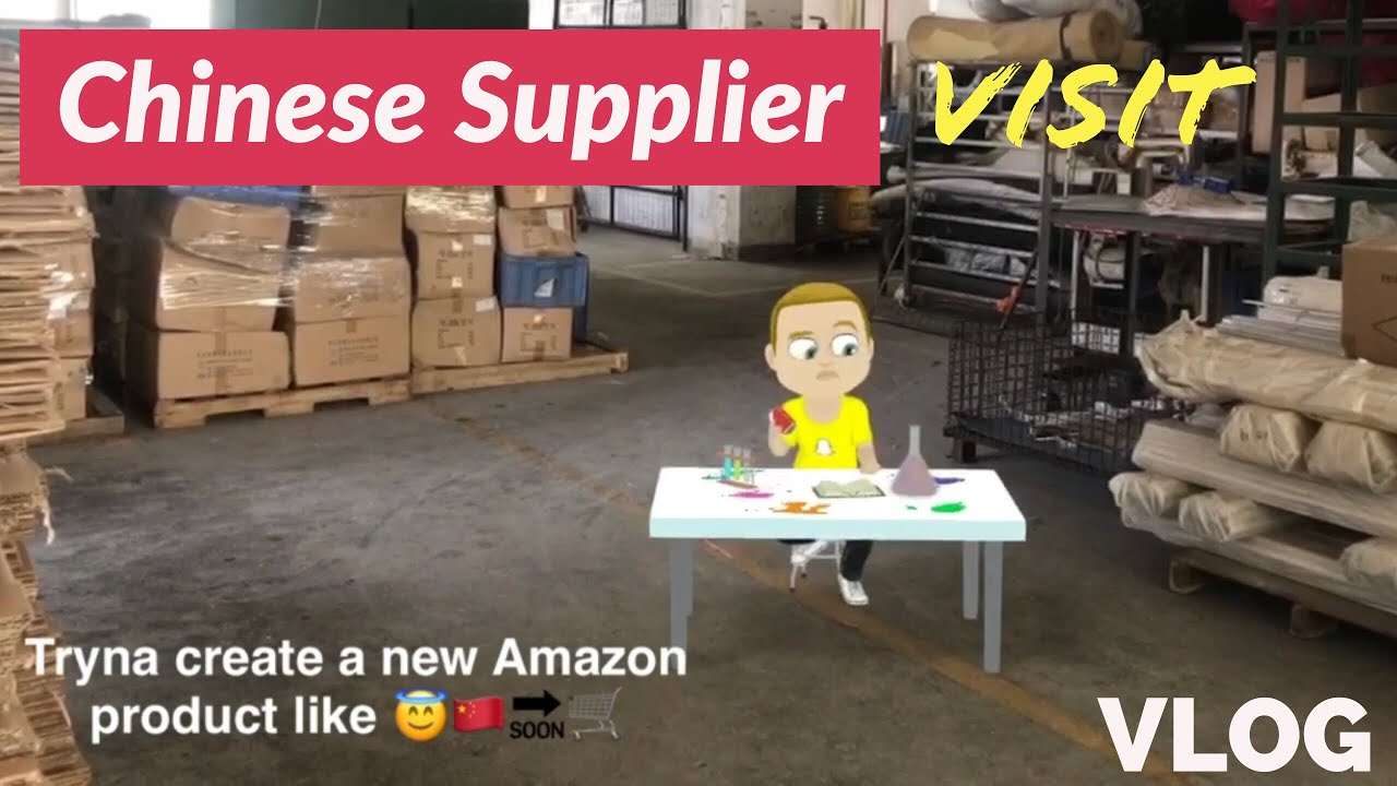 VISITING OUR FACTORY in CHINA ?? Canton Fair 2017 for Amazon FBA + Guangzhou Travel Review